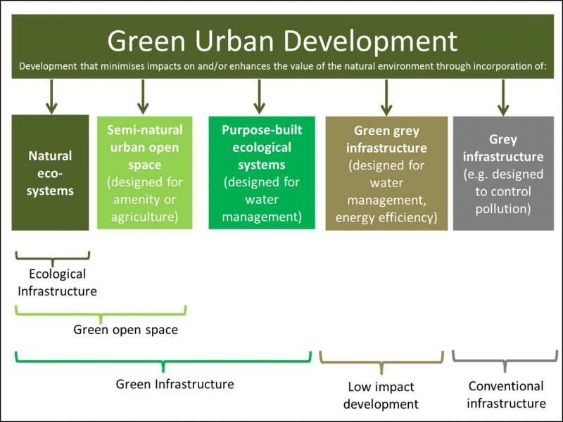 Promoting green urban development in Africa