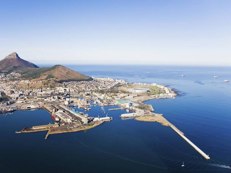 Environmental Impact Assessment for the development of a new ship repair facility in the Port of Cape Town.